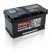 Moll EFB 75Ah Accu