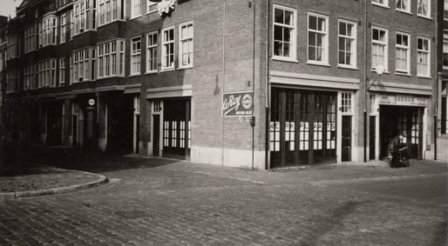 Garage 't Amsterdammertje een begrip in Amsterdam centrum