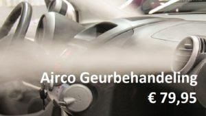Airco Geurbehandeling € 79,95