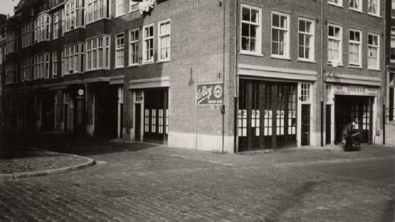 VAG Garage Amsterdam Garage 't Amsterdammertje