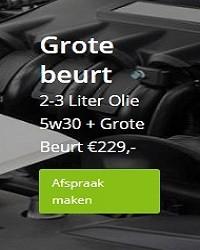 grote-beurt-5w30-olie.kosten.Amsterdam.Garage 't Amsterdammertje