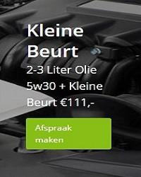 kleine-beurt-5w30-olie.kosten.Amsterdam.Garage 't Amsterdammertje