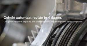 Automaatbak revisie Amsterdam in 4 dagen Garage 't Amsterdammertje
